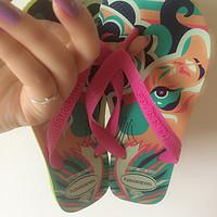 又一年炎夏,又一双哈瓦那:Havaianas Fiesta 女款人字拖鞋
