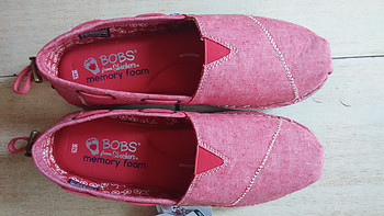 BOBS休闲鞋、Columbia徒步鞋、Fossil钱包 开箱晒单