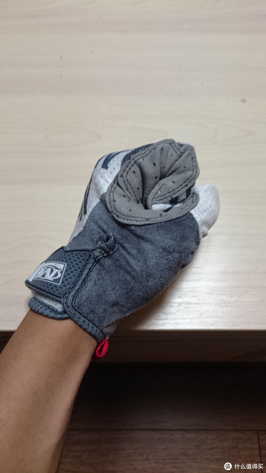 力战高温黑内饰:Mechanix WEAR超级技师 专业透气款 Specialty Vent 闷热环境专用手套