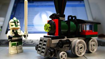 乐高 科技机械组系列 街头摩托赛车拼装过程(车架|齿轮|链条|发动机|支脚)