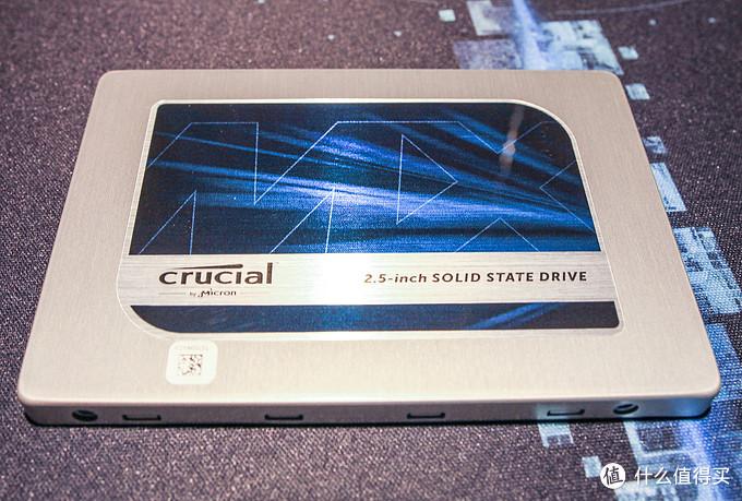 Micron 镁光 Crucial MX200 250GB  SSD固态硬盘
