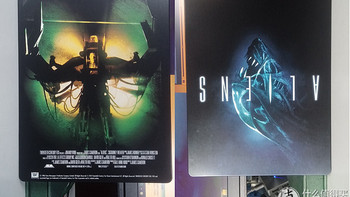 限量虽噱,下手须慎:福斯 异形进口铁盒限量版(蓝光碟BD50)Alien及其他光碟