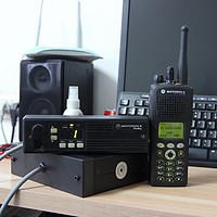 纠结弟终入手 欧讯 KG-UV9D 对讲机
