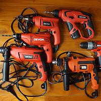 工匠的装备 篇二:钻孔工具选购心得
