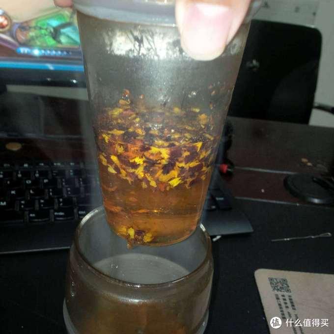 办公室泡茶利器:两代尚明泡茶杯对比