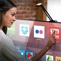 可将电视变成超大平板:Touchjet WAVE 红外手势识别器