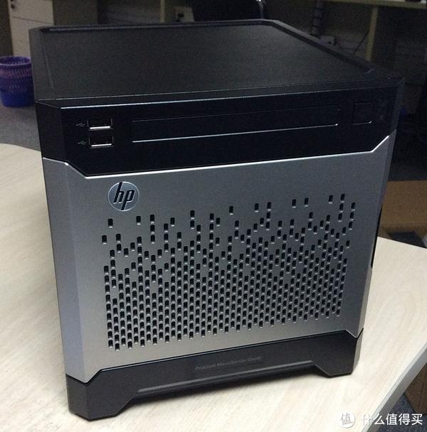 家用微型服务器NAS折腾记 篇一:HP 惠普 MicroServer Gen8微型立式服务器 开箱
