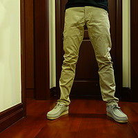 KHAKI经典:DOCKERS  ALPHA STRETCH KHAKI 男士休闲裤