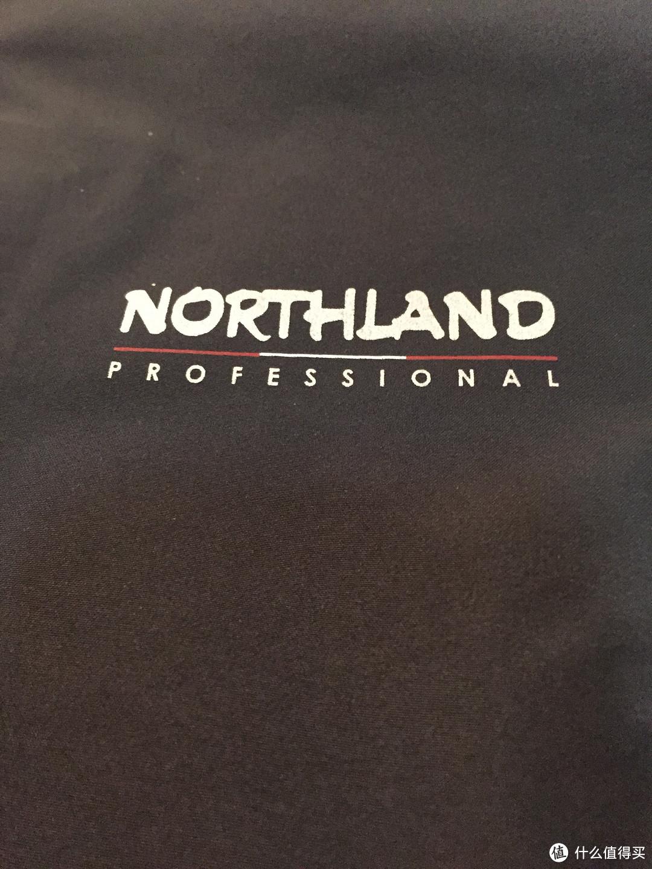 Northland诺诗兰 赫拉克男式GTX三层冲锋衣开箱