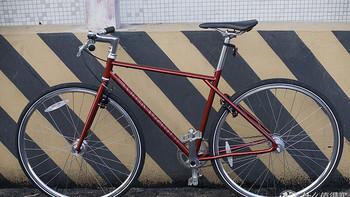 700Bike 后街 城市自行车测试