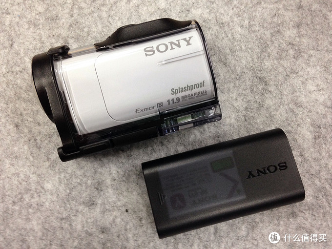 SONY 索尼 HDR-AZ1 佩戴式运动相机