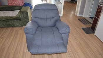 游戏宅的新装备:KUKa 顾家家居 YG.N002-3 布艺多功能沙发