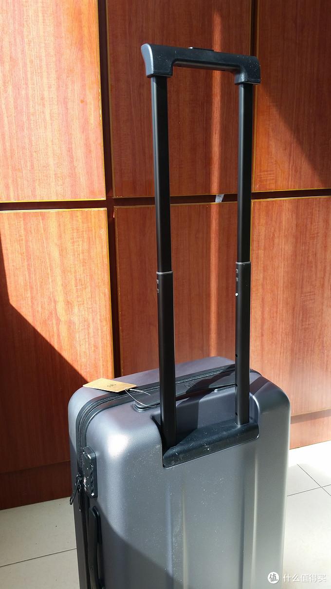 出门在外,它才是你最忠实的伙伴和最值得依赖的家--------小米90分旅行箱众测报告
