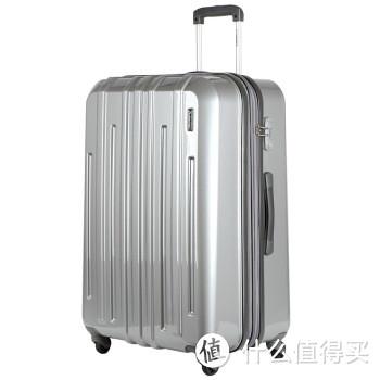 Diplomat 外交官 TC-1462 银色20寸拉杆箱 简单开箱