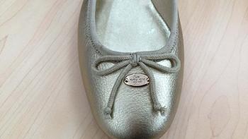 纪念转运第一单:COACH 蔻驰 Florabelle 女士平底鞋伪开箱