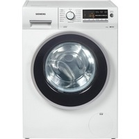 SIEMENS 西门子 WS12M3600W 6.2公斤超薄滚筒洗衣机使用感受