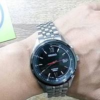 eBay购买SEIKO 精工 SKA659 男款 人动电能腕表