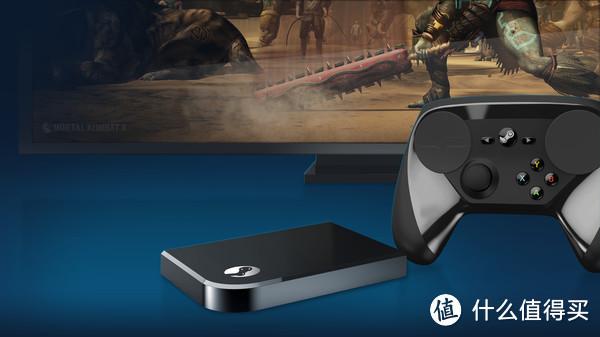 仅为在电视上玩PC大作:Valve Steam Link 串流游戏机顶盒 开启预订