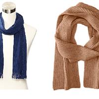 温暖他的它 — 这些精美围巾让他活力满满一冬天