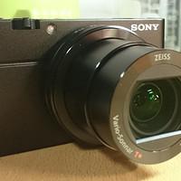 索尼RX100M3 RX100 iii 镜头购买理由(外观|设计)