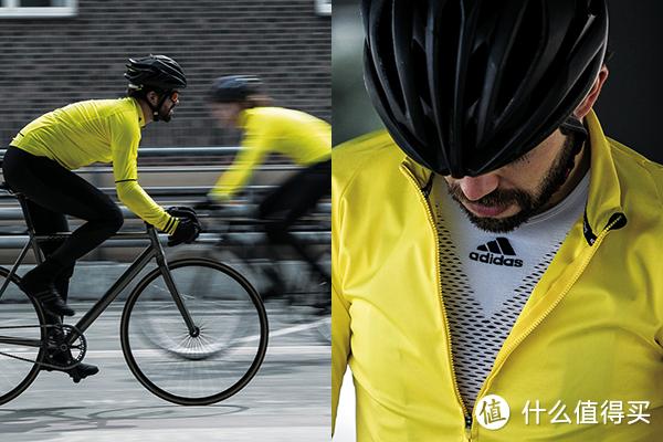 骑行无惧严寒雨水侵袭 :adidas 阿迪达斯 推出 全新Cycling 2015 秋冬系列