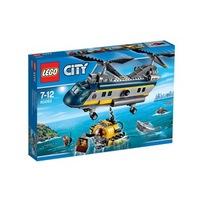 LEGO 乐高城市系列 深海探险直升机60093