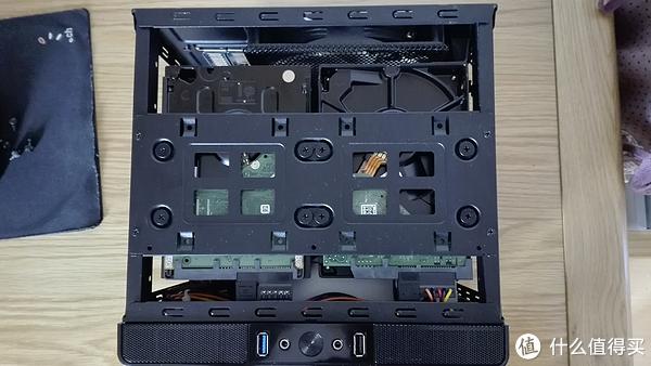 乔思伯V6 DIY 高性价比 NAS + HTPC 二合一家庭媒体中心:硬件篇