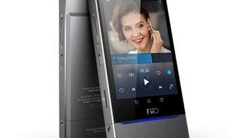 HIFI播放器+智能系统+可更换耳放:FiiO 飞傲 发布全新便携播放器 X7