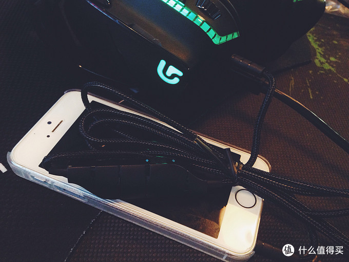 Logitech 罗技 G633  Artemis Spectrum  RGB 7.1 环绕声游戏耳机麦克风