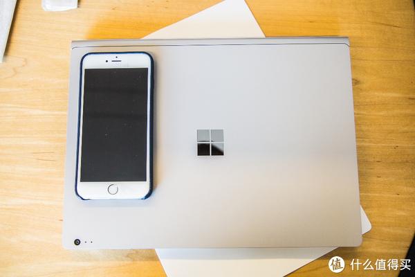 #首晒# 纽约第五大道微软旗舰店开业首发购入Surface Book 笔记本
