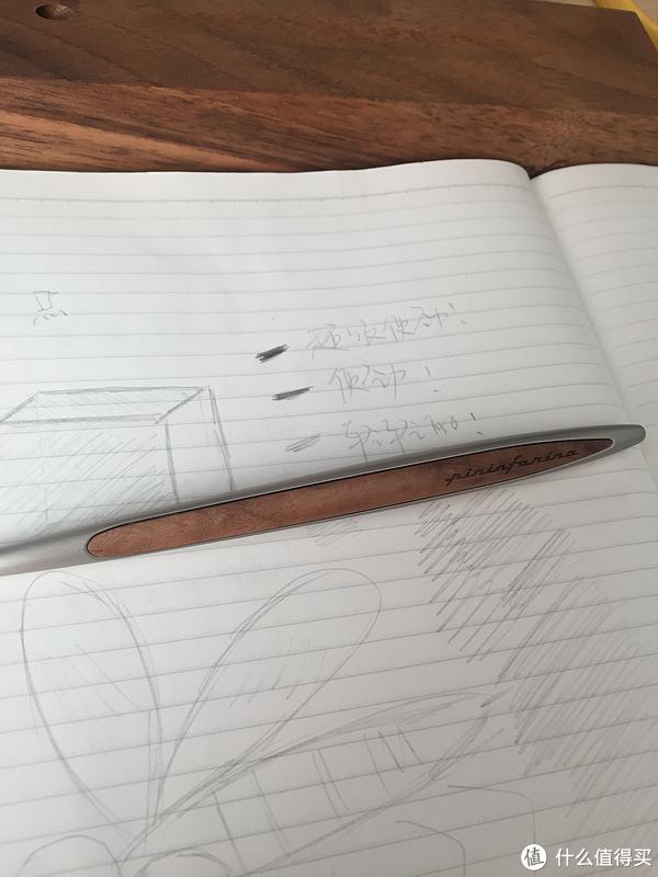 #首晒# 一支不用墨水,却能无限书写的笔:Napkin Forever Pen