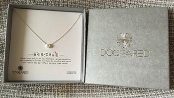 赏心悦目:Dogeared 手工纯银淡水珍珠项链 16寸(附真人秀~)