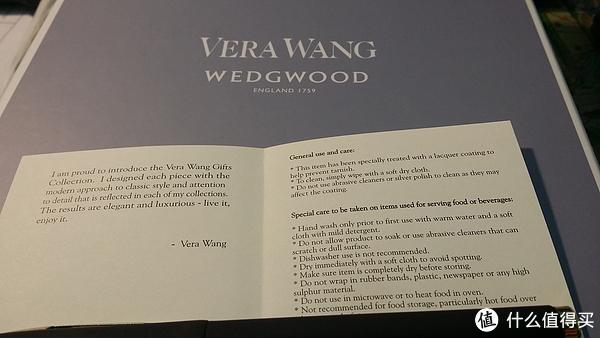 #首晒#致我最好的闺蜜:Vera Wang X Wedgwood 跨界合作款 love knots 系列香槟杯