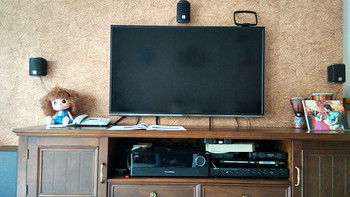 JBL CINEMA 510 CN 5.1声道电脑电视壁挂式家庭影院套装&Harman/Kardon 哈曼卡顿 AVR 151使用进阶