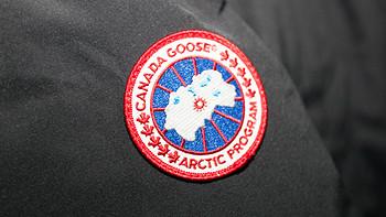 Canada goose chateau 男款大衣