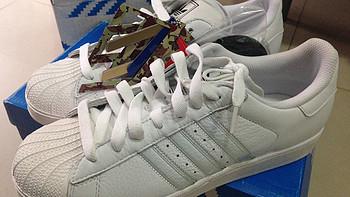 adidas 阿迪达斯 三叶草  Superstar Q20627 运动鞋