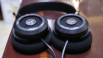 一个木耳初烧耳机之路:GRADO 歌德 SR60e 开放式头戴耳机
