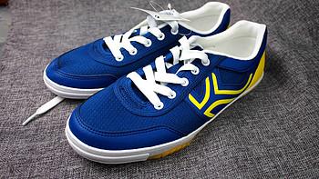#双11晒战绩#坑爹的一次双11:decathlon迪卡侬羽毛球鞋