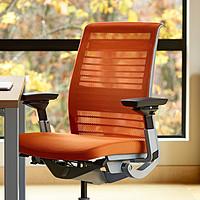 坐过就上瘾 — 美国 SteelCase Think 人体工学办公椅 开箱体验