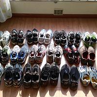 我的那些跑步装备 篇一:第一篇之跑鞋篇(含五大跑鞋纯主观不负责评判)
