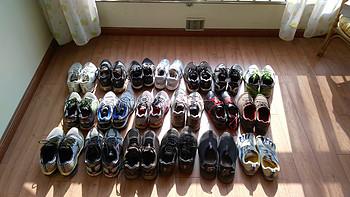 第一篇之跑鞋篇(含五大跑鞋纯主观不负责评判)