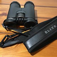 Bushnell 博士能 Elite Roof Prism Binoculars 双筒望远镜 开箱