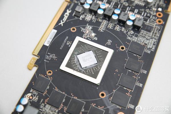 DIY配件之——讯景XFX R9 370X 4G 黑狼版入手&拆解