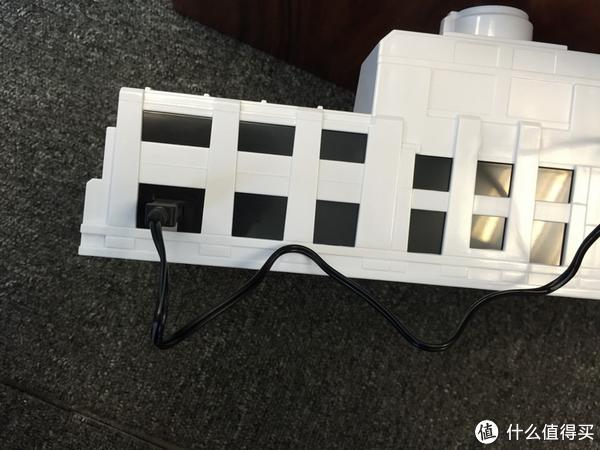#首晒# 成人高端科技玩具 — TAKARA TOMY 多美 磁悬浮小火车(附炫酷试玩视频)