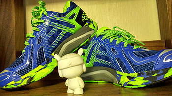 双十一给自己买的LI-NING 李宁 烈骏智能版 男子跑步鞋