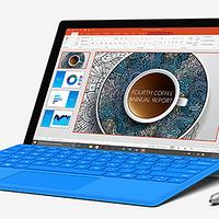 微软 Surface Pro 4 二合一平板电脑购买理由(系统|处理器)