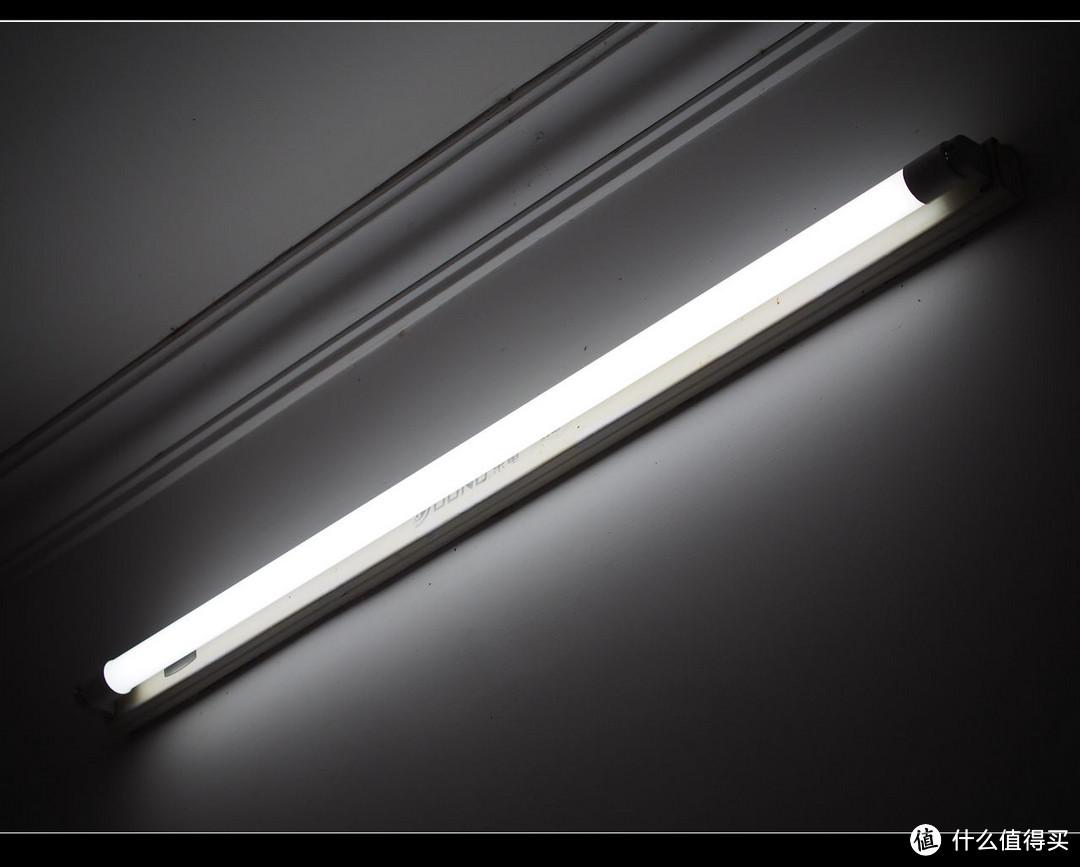 #琳琅国货#FSL佛山照明LED T8一体化日光灯管及替换传统灯管记