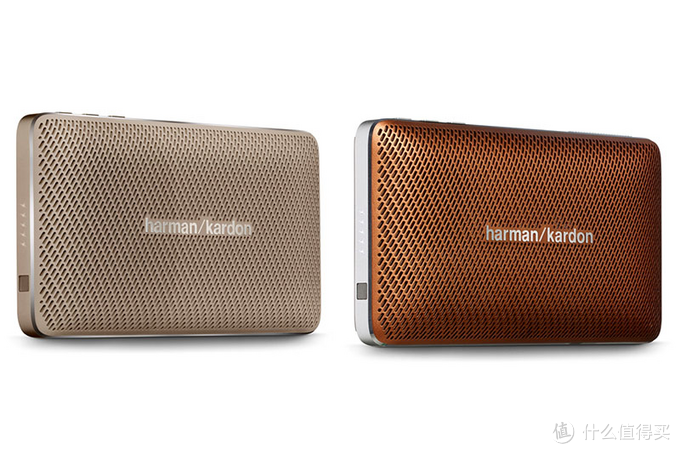 璀璨亮金迷人眼:harman/kardon ESQUIRE MINI 追加 两款新配色