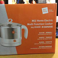 MIJI home-joy 多功能电煮锅 招行羊毛