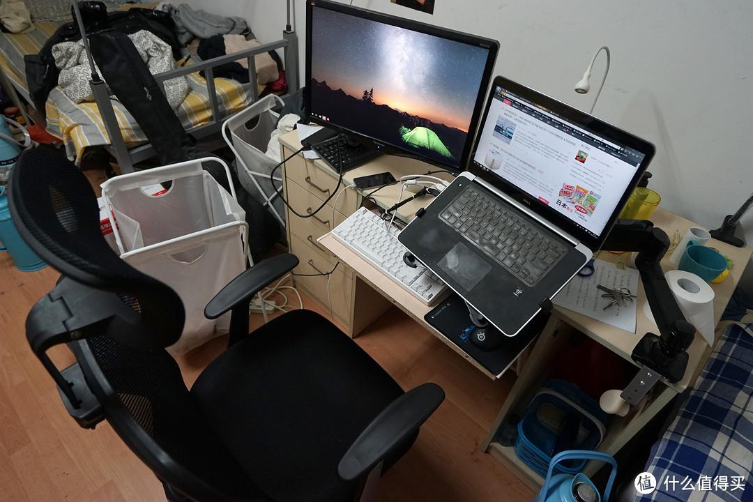 宿舍狗改善生存条件 — SIHOO 西昊 M16 电脑椅
